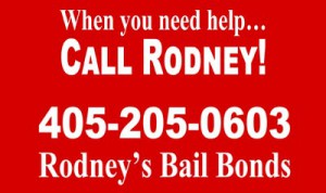 RODNEY OKC Bail Bonds serving Oklahoma City, Norman, Moore, and Noble, Oklahoma