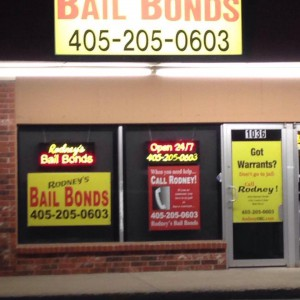 Rodney OKC Bail Bonds Office Location