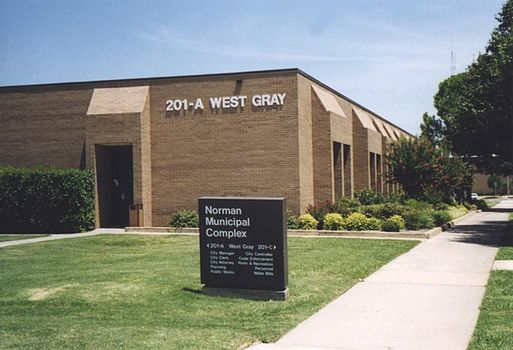 City of Norman Municipal Complex